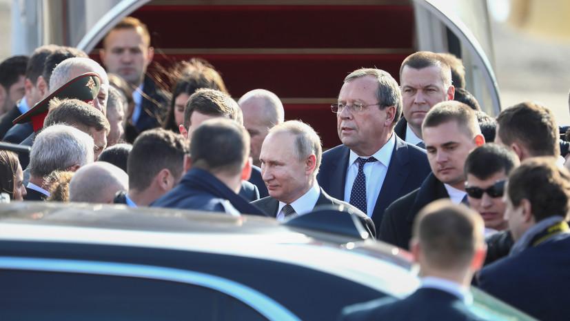 Глава МИД Израиля поблагодарил Путина за освобождение Красной армией Освенцима