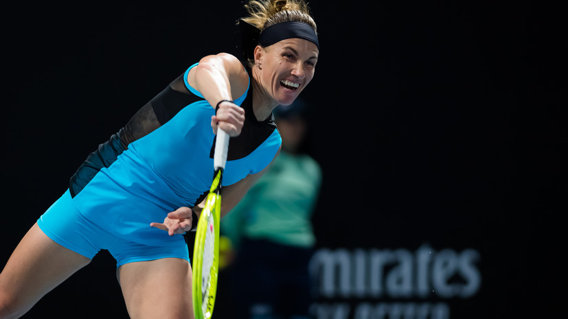 Кузнецова проиграла Джорджи во втором круге Australian Open