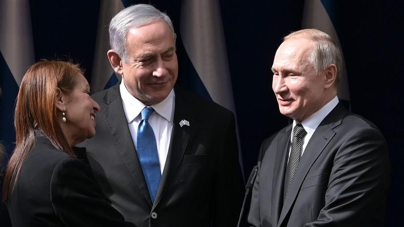 Путин встретился с матерью осуждённой в России израильтянки