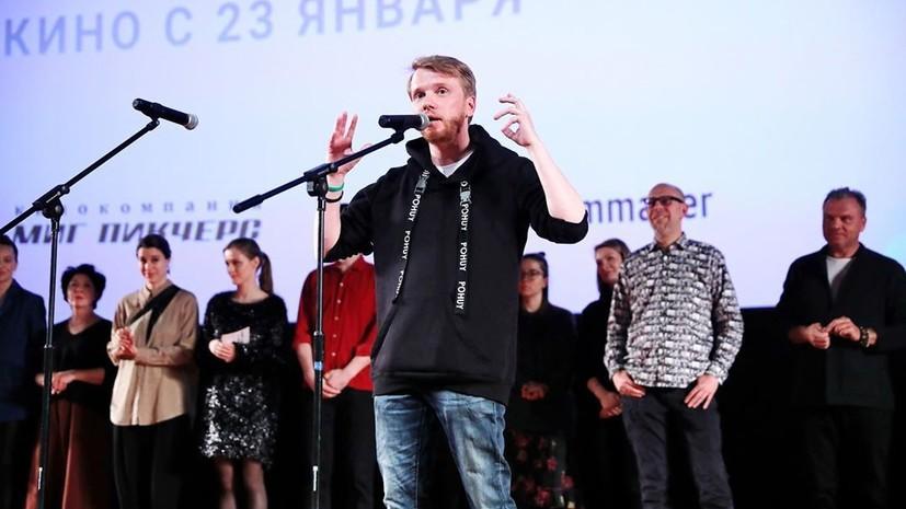 Борис Гуц рассказал о новом фильме «Смерть нам к лицу»