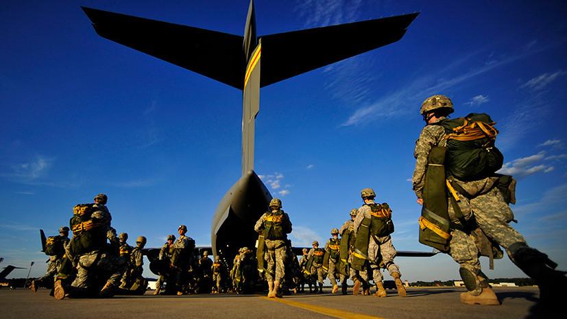 «Провокация против России»: как крупнейшие за 25 лет учения США в Европе могут сказаться на безопасности региона