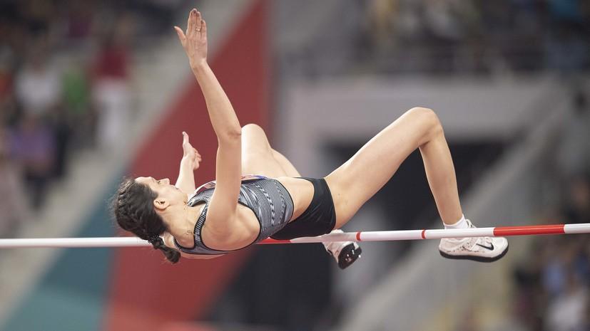Ласицкене рассказала, предлагали ли ей сменить спортивное гражданство