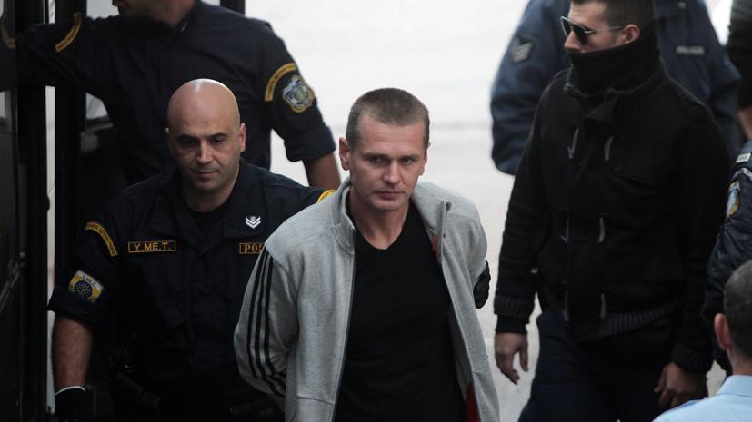 Суд в Греции отклонил жалобу на решение о выдаче Винника Франции и США