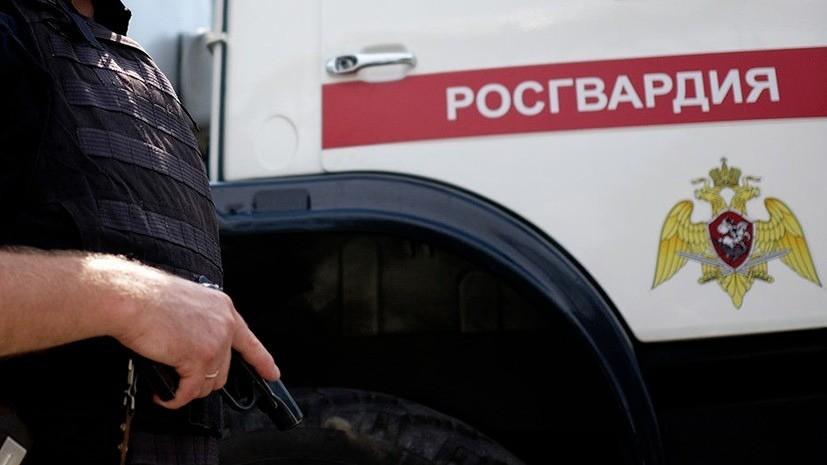 Росгвардия начала проверку по факту смерти солдата в части в Москве