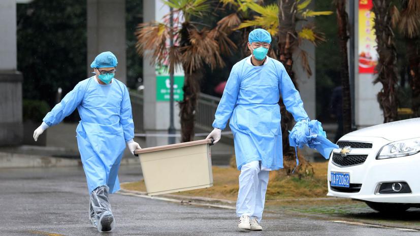 Запретный город в Пекине закроют из-за распространения коронавируса