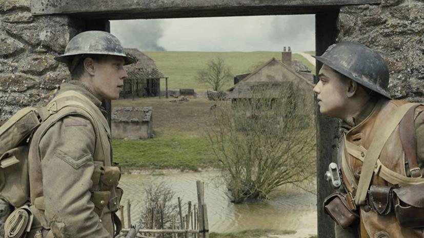 Страшнее хоррора: за что фильм «1917» получил десять номинаций на «Оскар»