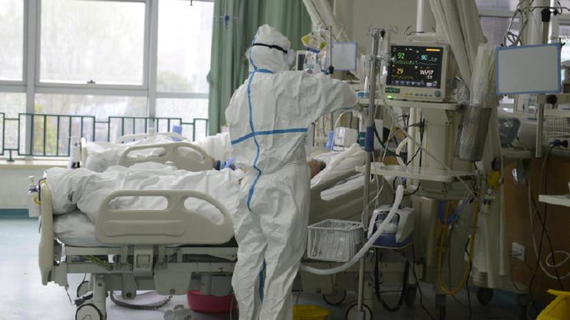 Число заболевших коронавирусом в Китае увеличилось до 644