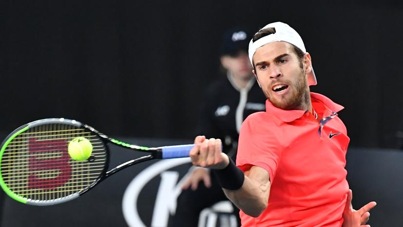 Запас прочности Медведева и Рублёва, проблемы Хачанова и выдержка Павлюченковой: итоги четвёртого дня Australian Open