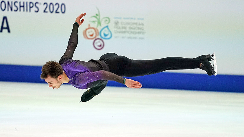 Первый после Плющенко: Алиев выиграл чемпионат Европы по фигурному катанию