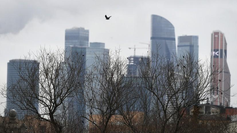 Ночь на 24 января стала самой холодной с начала зимы в Москве