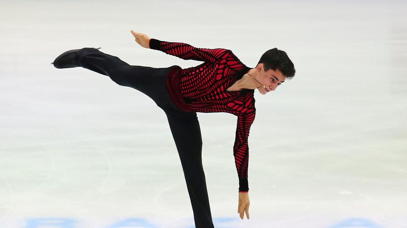 Плющенко прокомментировал второе место Даниеляна на ЧЕ по фигурному катанию