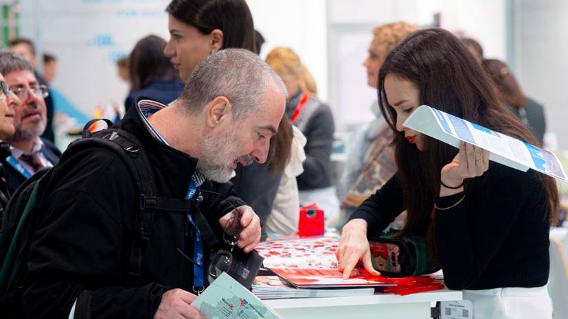 Казань представили на международной туристической выставке в Мадриде