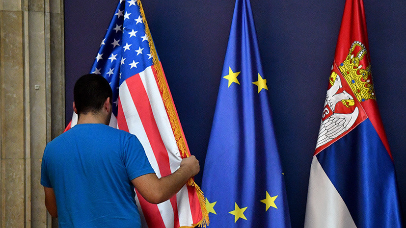 «Внушающие тревогу отношения с Москвой»: в конгрессе США заявили о недовольстве политикой Сербии