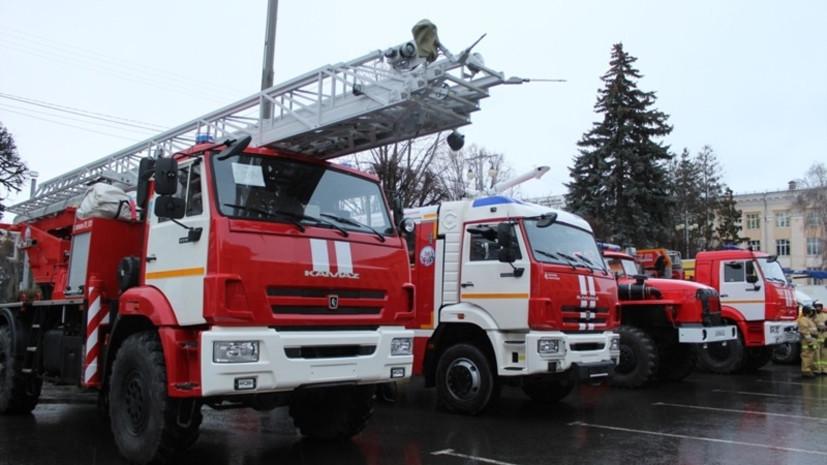 В МЧС объяснили поведение главы Чувашии при выдаче машин пожарным