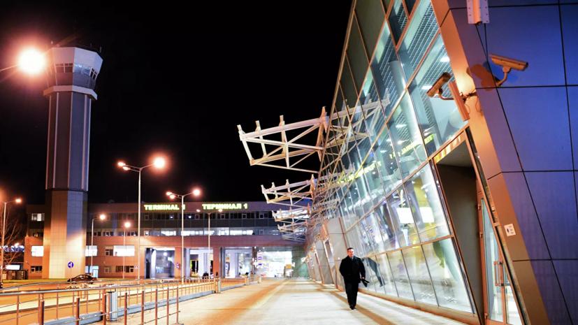 В аэропорту Казани могут построить новый терминал