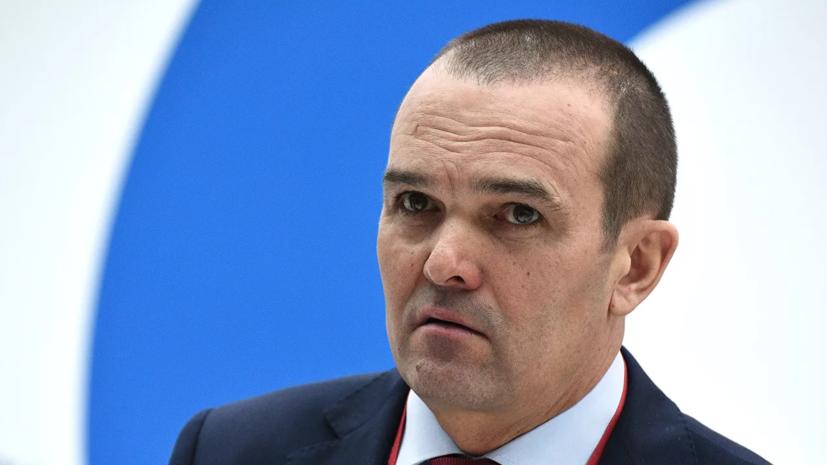 «Единая Россия» поставит вопрос об исключении из партии главы Чувашии