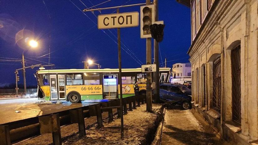 Число пострадавших в ДТП с автобусами в Ярославле увеличилось до 24