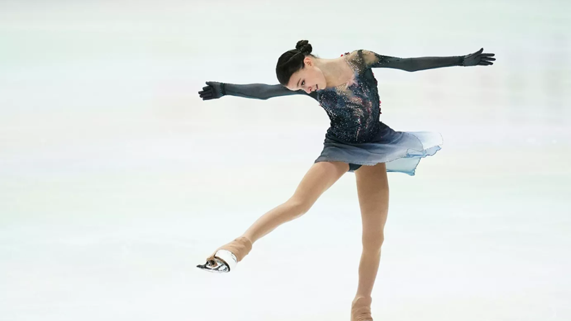Тарасова заявила, что у Щербаковой колоссальная скорость вращения в прыжке