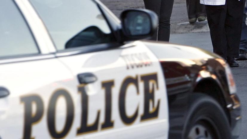 В Техасе два человека погибли в результате взрыва