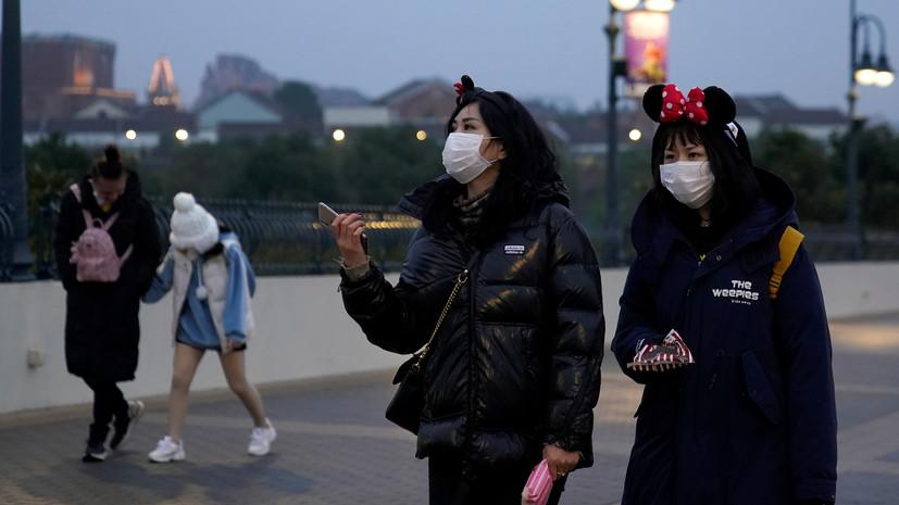 Ростуризм рекомендовал приостановить продажу туров в КНР