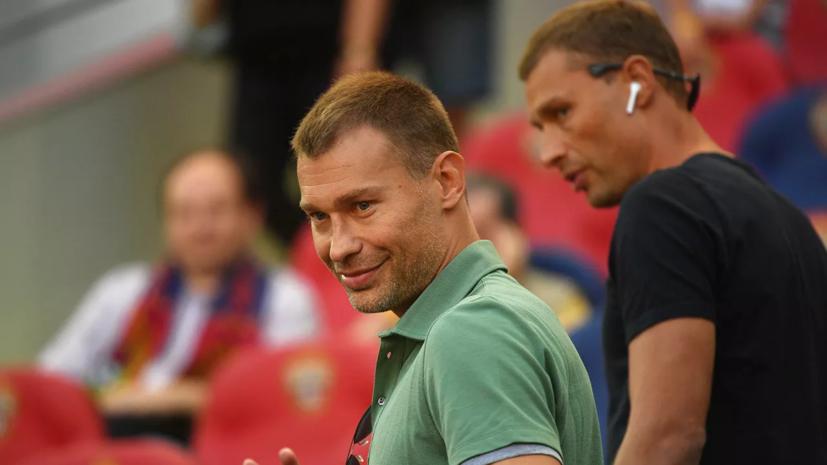 Арустамян сообщил, что братья Березуцкие вернутся в ЦСКА