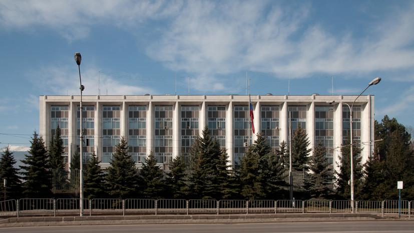 «Доказательств представлено не было»: Болгария объявила персонами нон грата двух российских дипломатов