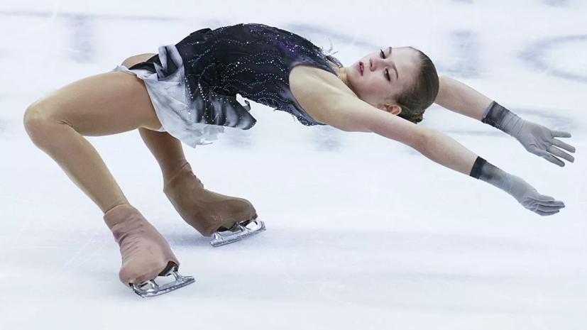 Тарасова прокомментировала выступление Трусовой в короткой программе на ЧЕ