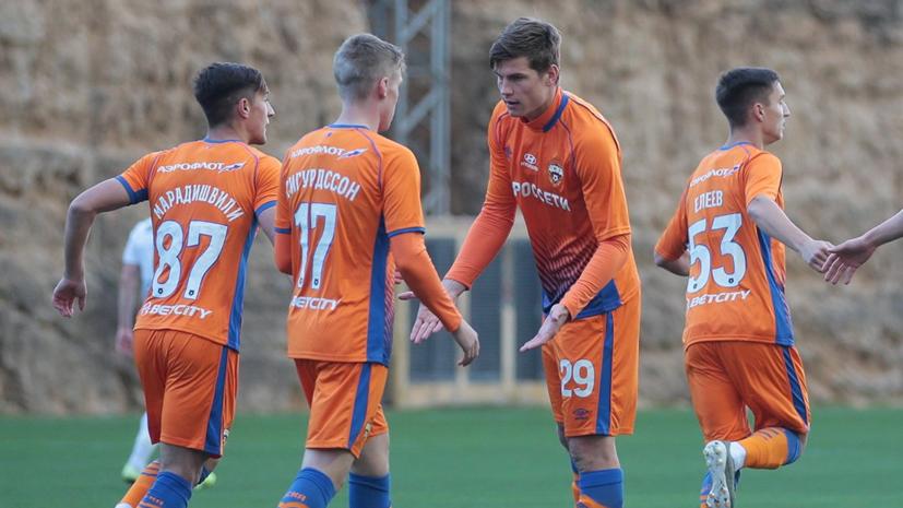 Дубль Сигурдссона принёс ЦСКА победу над ирландским клубом в контрольном матче