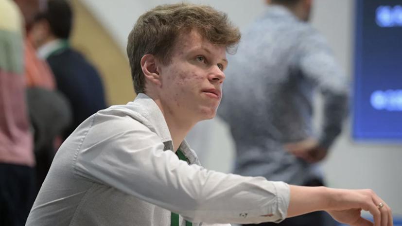 Шахматист Артемьев победил ван Фореста на турнире в Вейк-ан-Зее