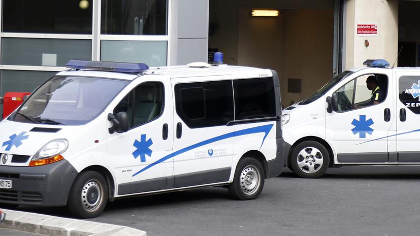 Во Франции подтвердили два случая заболевания коронавирусом