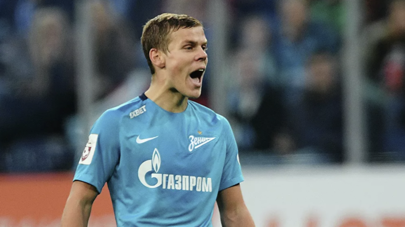 Отчим Кокорина заявил, что ничего не знает о согласии футболиста на переход в «Сочи»