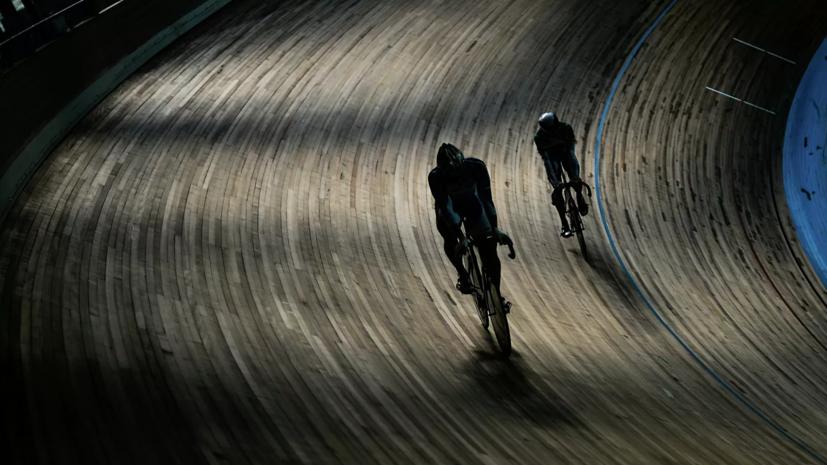 Мужская сборная России стала второй в общем зачёте Кубка мира по велотреку в спринте