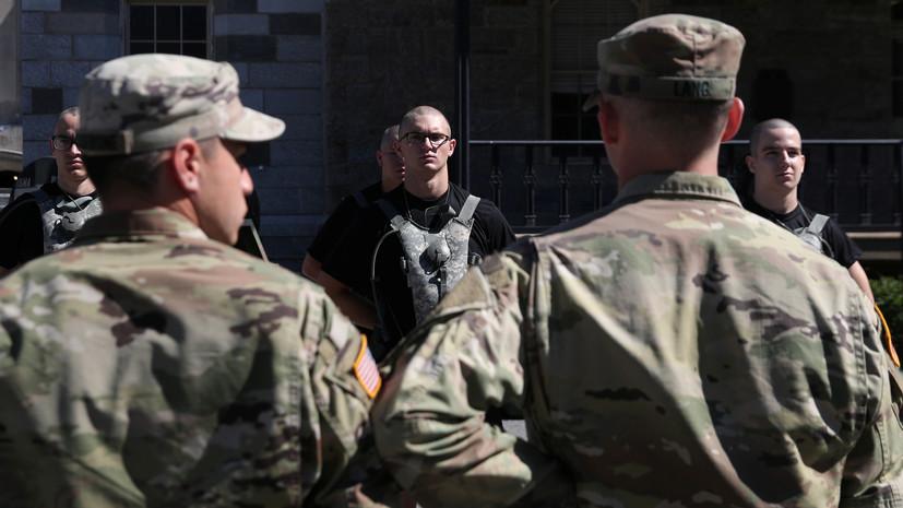 США усилят контроль за курсантами-иностранцами на своих военных базах