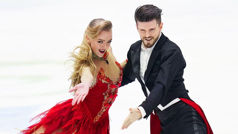 «Всё упирается в цену одной ошибки»: Синицын о фаворитах ЧЕ по фигурному катанию среди танцевальных пар