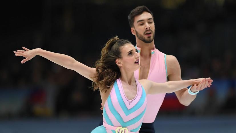 Синицын назвал фаворитов ЧЕ по фигурному катанию в соревновании танцевальных пар