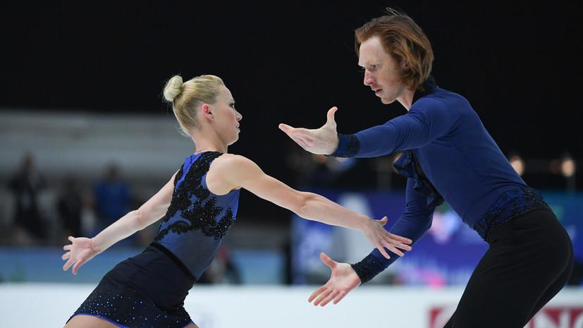 Васильев заявил, что выступление Тарасовой и Морозова вызывает у него много вопросов