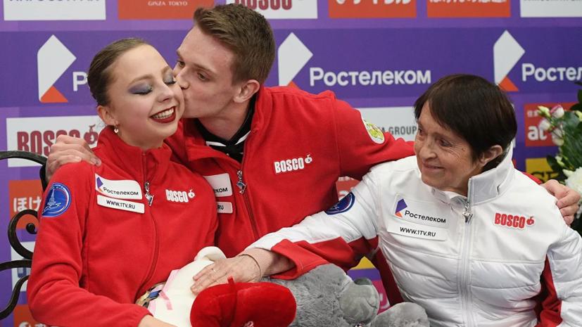 Мать Козловского призналась, на каком турнире особенно волновалась за сына