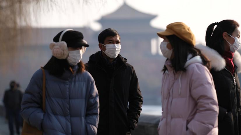 Туркомпании Китая прекращают организацию групповых туров