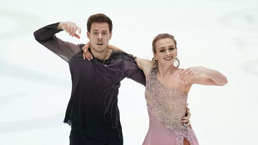 Синицина и Кацалапов принесли России первое за семь лет золото ЧЕ в танцах на льду