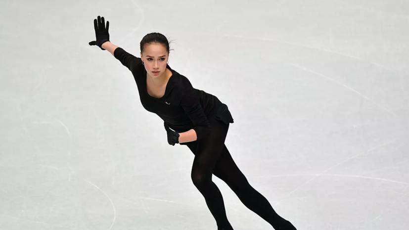Загорски рассказала о реакции Загитовой на использование музыки из её произвольной программы
