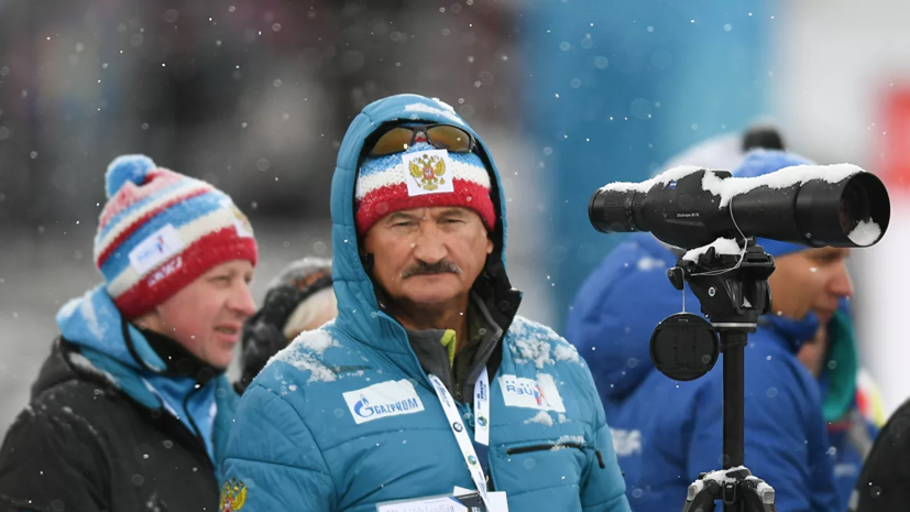 Хованцев считает, что выступление мужчин помешало России выиграть медали в смешанной эстафете