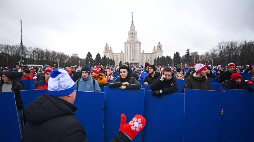 Медведев поздравил студентов с Татьяниным днём