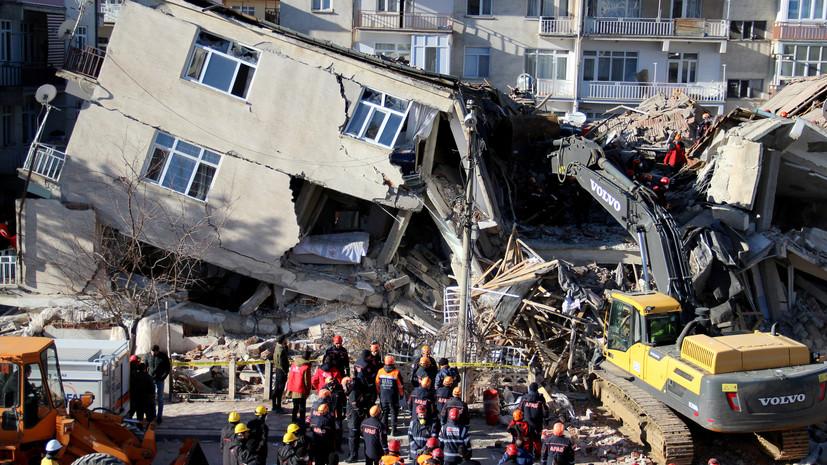 МИД Абхазии выразил соболезнования семьям жертв землетрясения в Турции