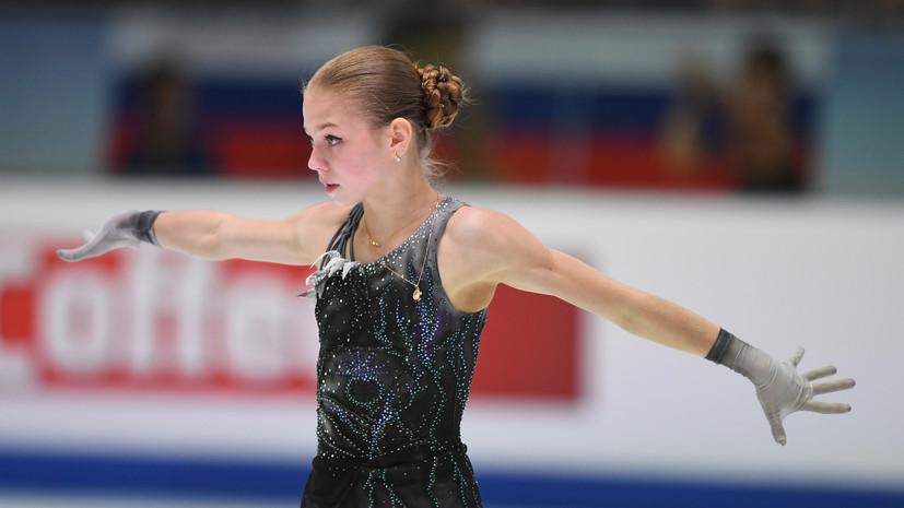 Российские фигуристки впервые с 2016 года заняли весь пьедестал на ЧЕ