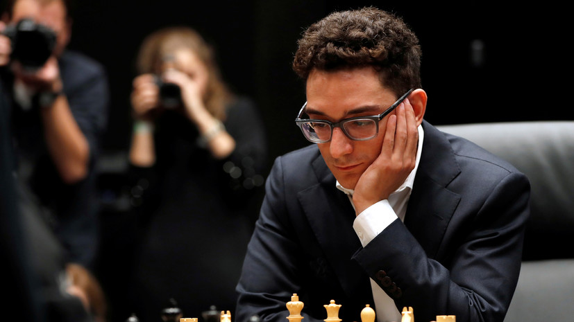 Каруана досрочно выиграл шахматный турнир в Вейк-ан-Зее благодаря Артемьеву