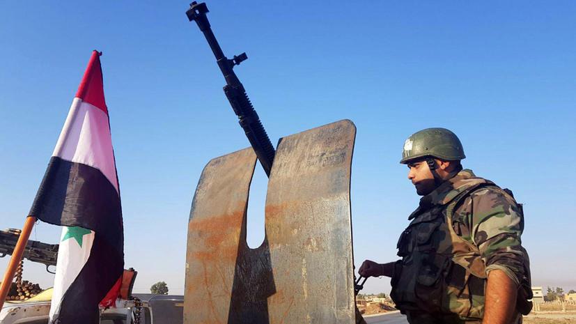СМИ: Войска САР приближаются к позициям террористов в Идлибе