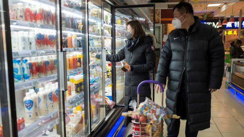 СМИ: Число жертв коронавируса в КНР увеличилось до 54