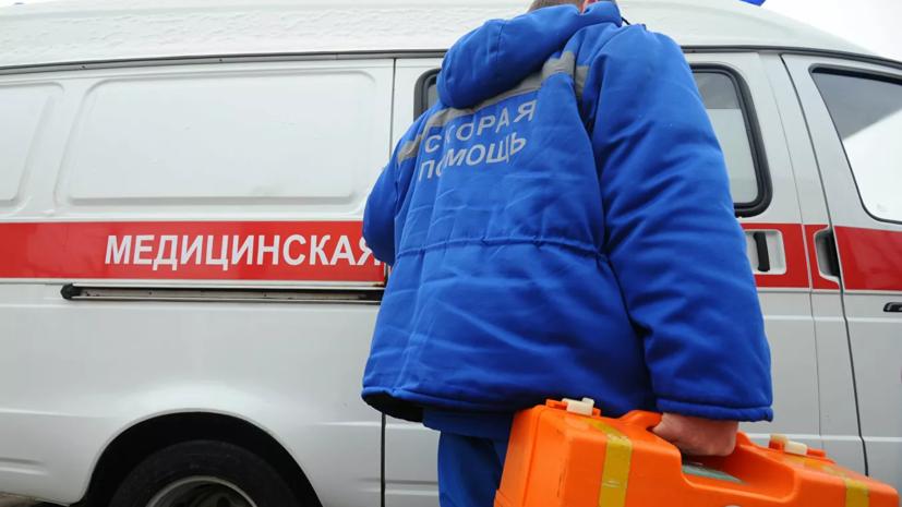 Десять человек пострадали в ДТП с автобусом под Пермью