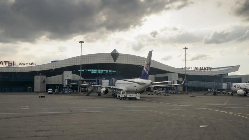 Казахстан приостановит безвиз для транзитных пассажиров из Китая