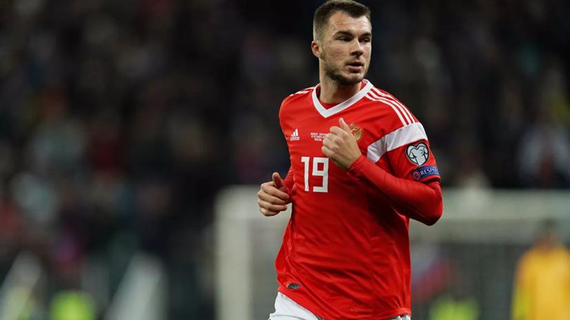 Агент Комличенко прокомментировал переход футболиста в «Динамо»